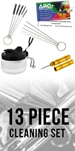 13 Piece Cleaning Set