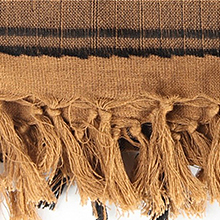G.S YOZOH shemagh scarf