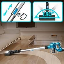 vacuum cleaner for car