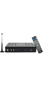 iview premium digital converter box with antenna