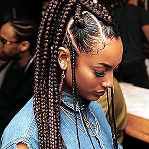 expression hair extension braiding hair pre stretched braiding hair kanekalon hair for braiding