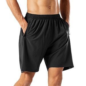 HMIYA Men's Sports Quick Dry Training Short