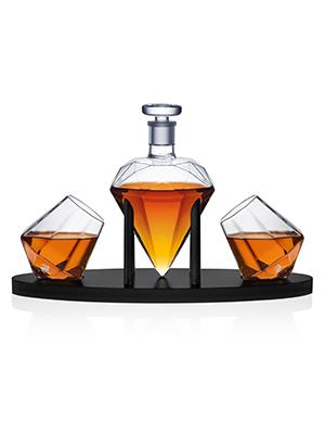 dragon glassware decanter set
