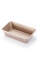 standard size loaf pan