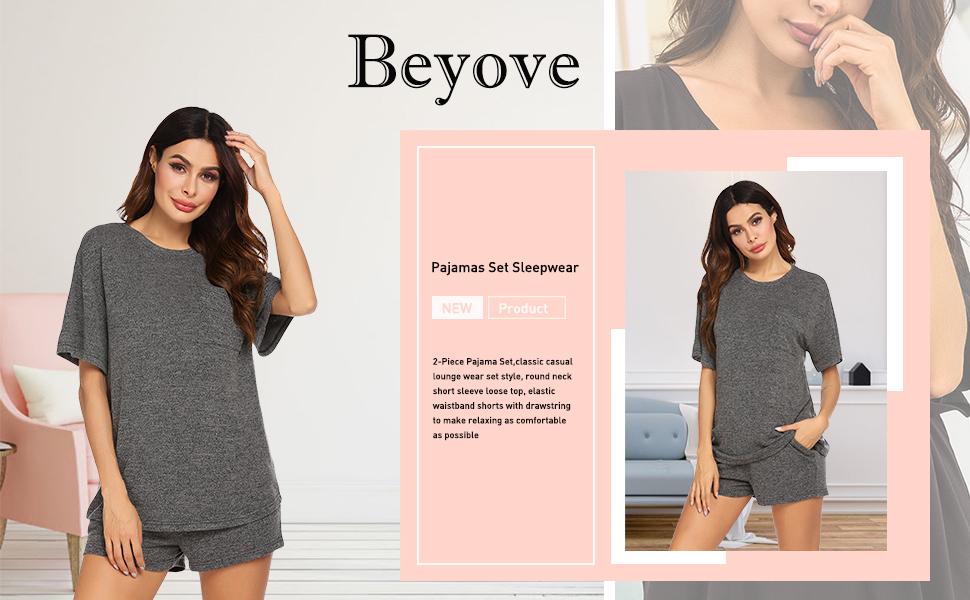 Beyove pajamas set