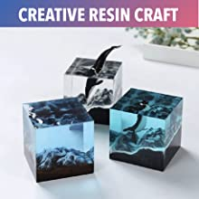 Epoxy Resin Art Diorama