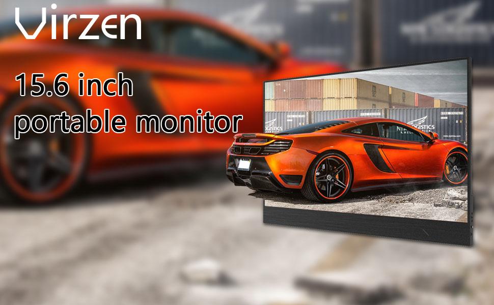 15.6 portable monitor