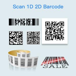 qr pdf417 barcode scanner