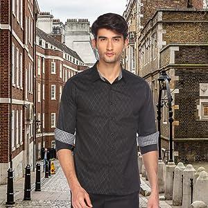 Men shirt slim fit