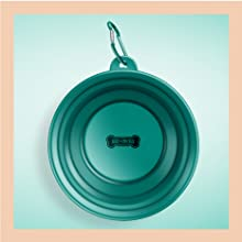 Collapsible Travel Bowl
