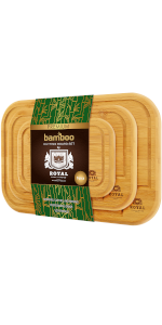 Rounded Cutting Board Set
