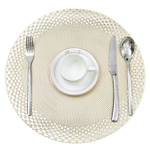 Gold Placemats