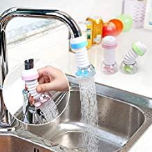 kitchen water saver faucet