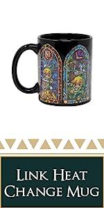 link heat changing mug