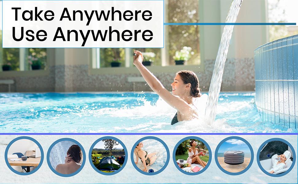 take anywhere use anywhere