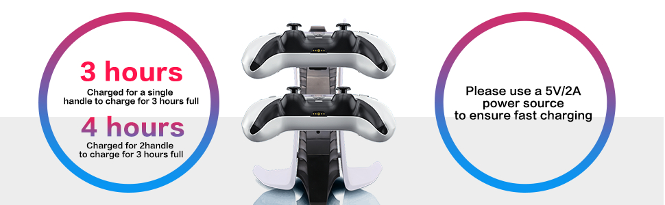PS5 Dual Charger