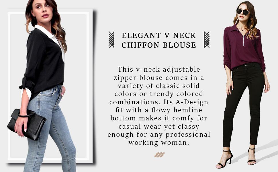 Elegant Blouses
