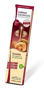 Biosun Earcandles Ear candles traditional