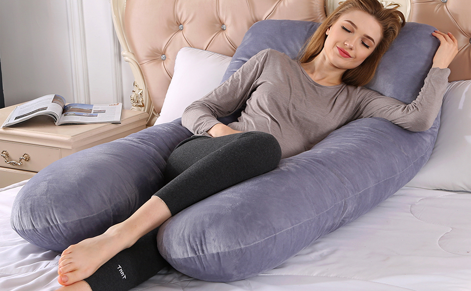 pregnancy pillow brings you happiness and love forever