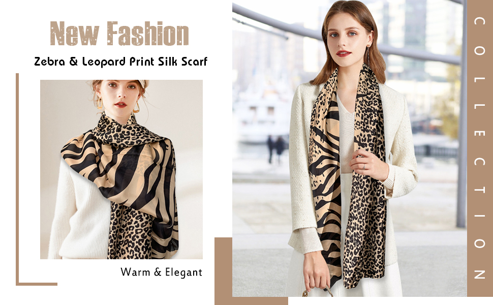 Gorgeous Softest feel Cotton Leopard ANIMAL Print Women Ladies  Wrap SCARF