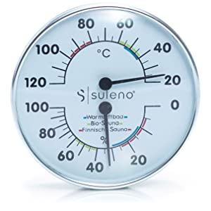 SULENO Klimamesser Thermometer Hygrometer