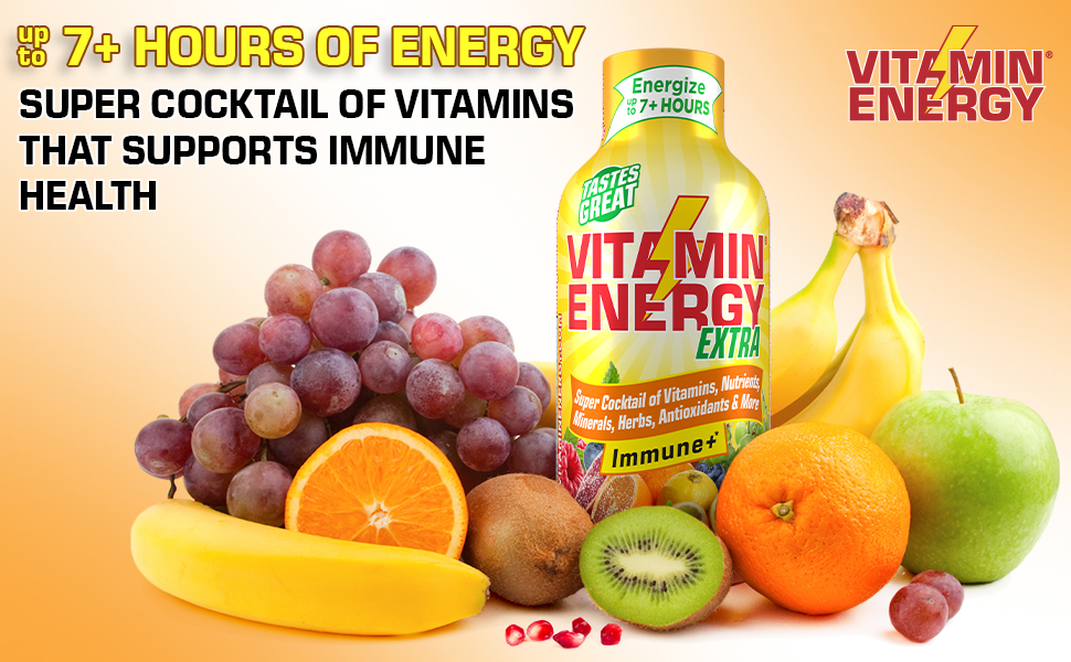 up to 7 plus hours of energy