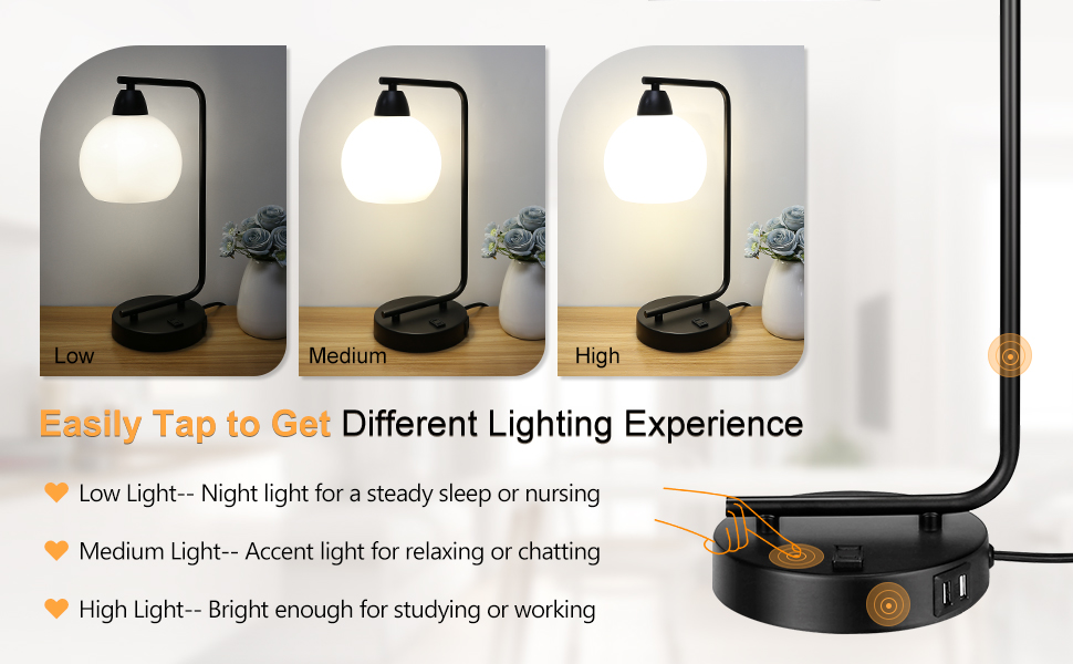 3 way dimmable