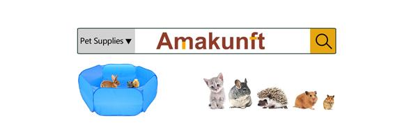 Amakunft Pet Playpen