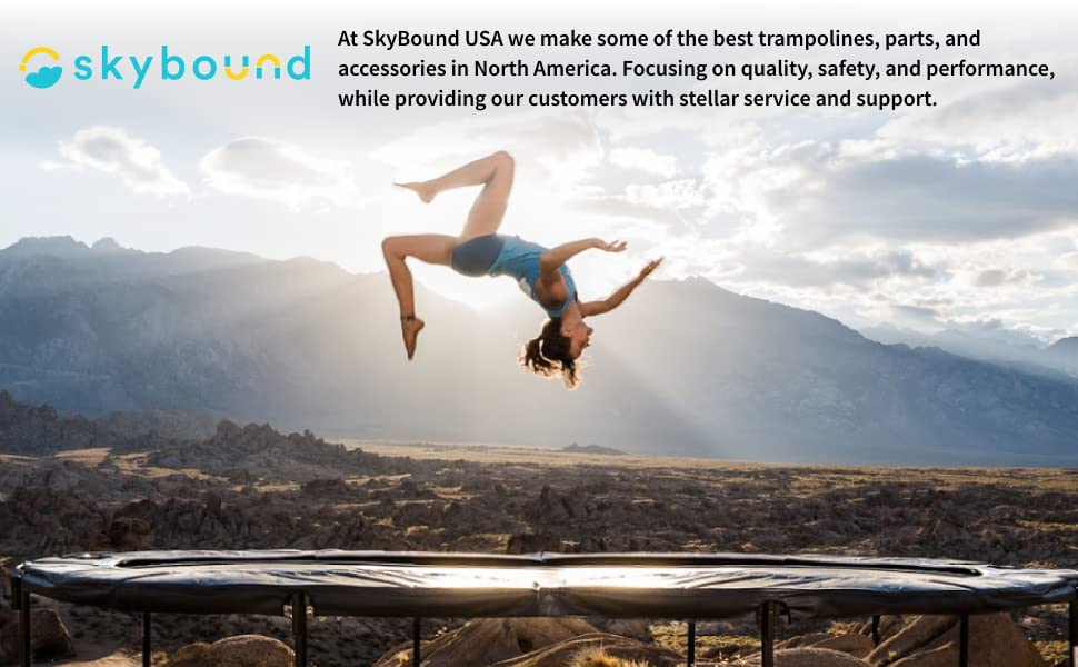 skybound replacement trampoline springs