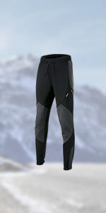 Thermal Cycling Pants Men