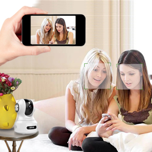 D3D 826 Home Security AI Smart IP Camera Face Detection