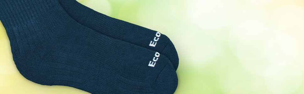 bamboo, bamboo viscose, socks, Ecosox,  non-cotton, cotton free, comfortable socks