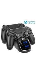 ps4 playstation 4 slim pro controller remote controller charging charger dock station