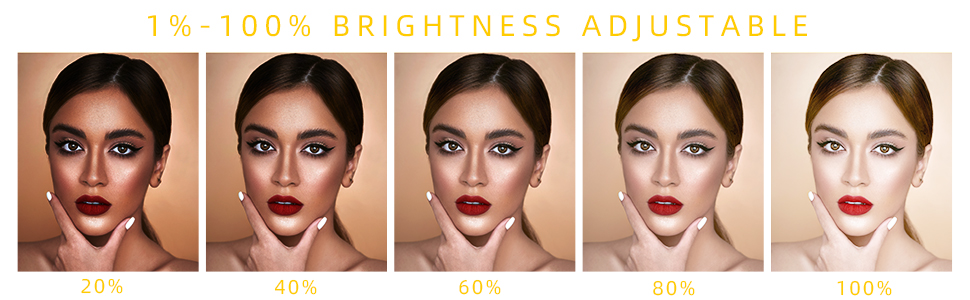 Brightness Adjustable