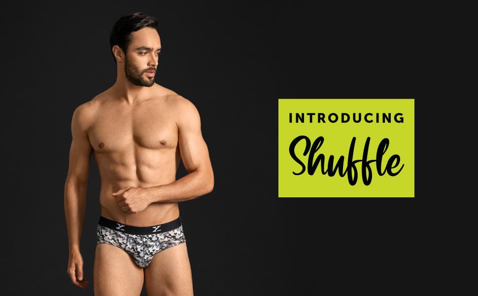 XYXX Underwear Brief for Men