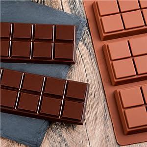 rectangle chocolate molds