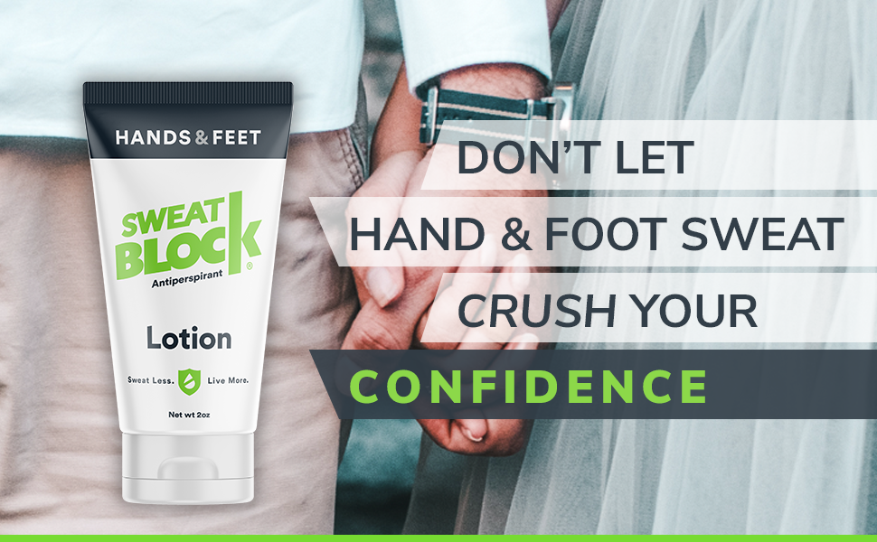 Hand and Foot Sweat, Foot antiperspirant, hand antiperspirant, stop hand sweat, stop hand sweat