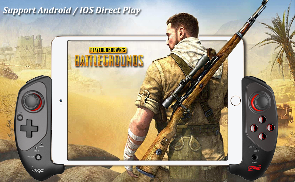 Support iOS Android device direct direct play