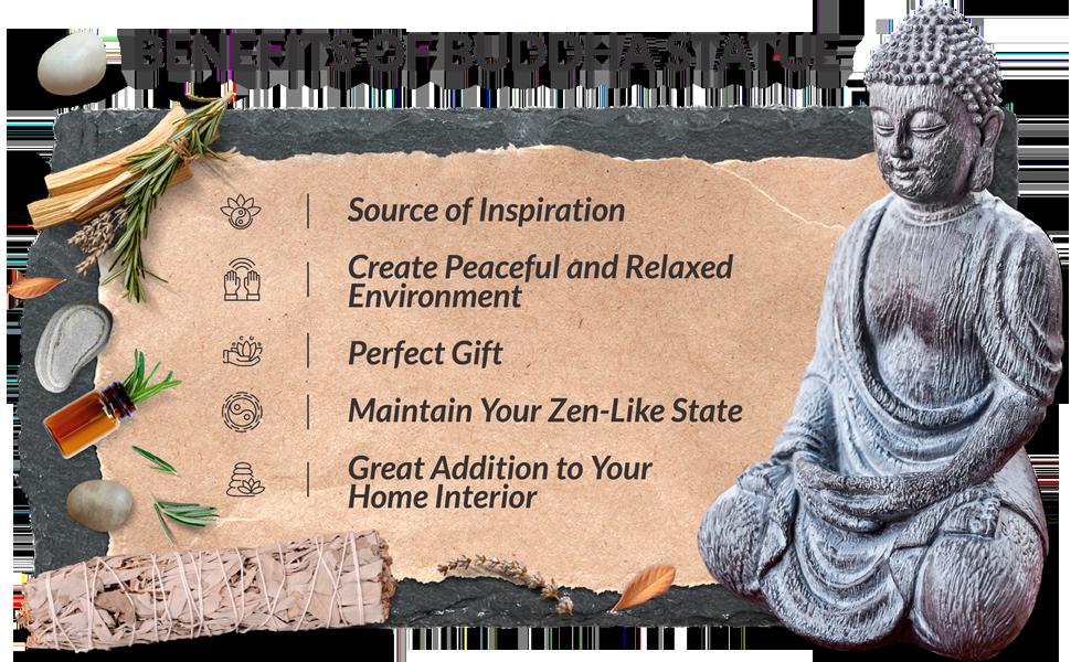 buddah small statue buddha
