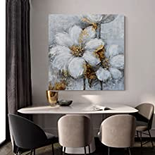 Floral Wall Art For Dinning Room