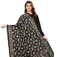 khadi silk fancy women latest design multi- colour printed stylish art-silk digital bhagalpuri