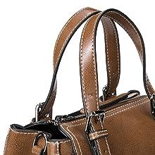 Women's Leather Shoulder Handbags Hobo Bag Bucket Bags Designer Satchel Ladies Purses Crossbody Bag
