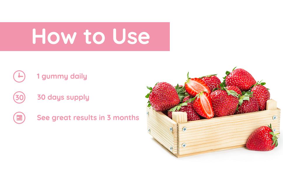 how to use purna gummies