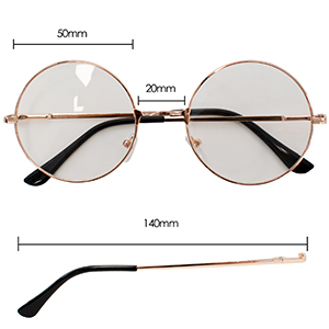 glasses dress women finger costume accessories frame clothes vintage protector fake adult retro