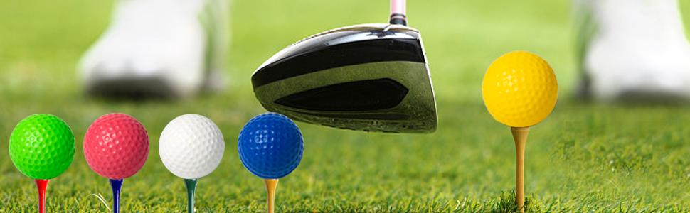 Practice Golf Balls Foam Golf Balls