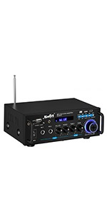 Moukey Bluetooth Stereo Amplifier System