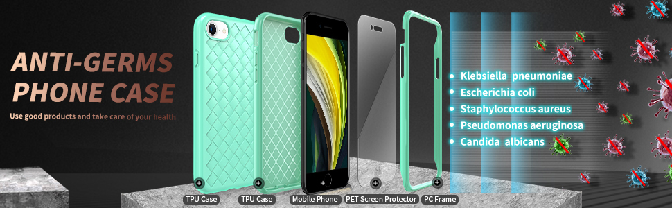 iphone SE 2020/7/8/6/6S case