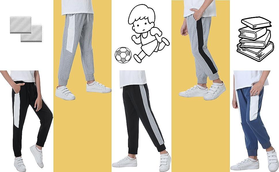 pantalones chándal niñas