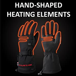 heated gloves motorcycle