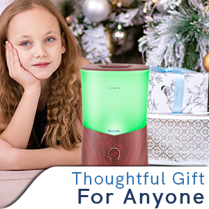 great aromatherapy essential oil diffuser is a thoughtful present